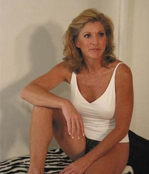 Femme cougar de Paris 75